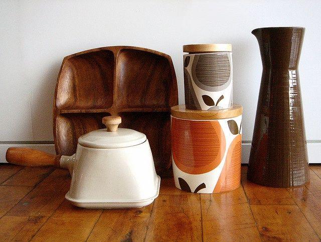 Interieur trends | Orla kiely, Tiki art and Art decor
