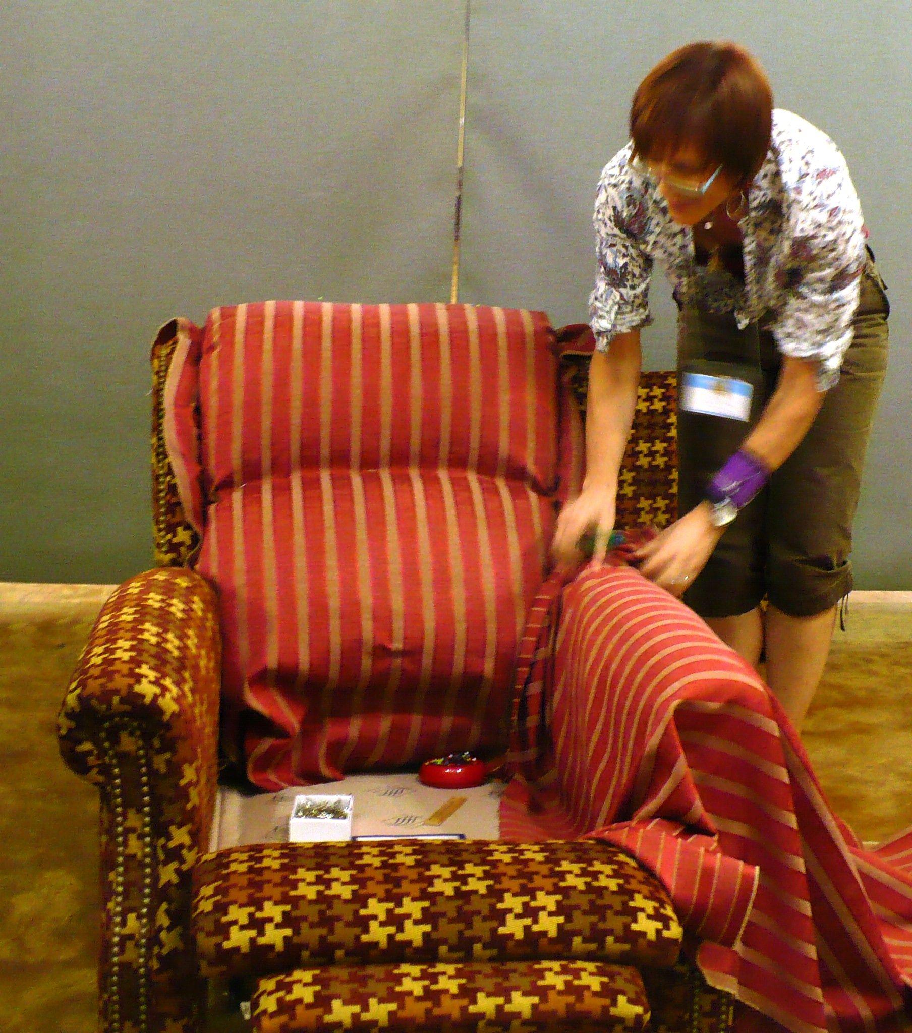 Slipcover for recliner