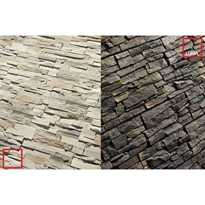 Qual é que prefere?  Revestimento Royal ou Revestimento Luna.   What do you prefer?  Royal coating or Luna Coating.   #acl #acimenteiradolouro #revestimentos #coatings #claddings #architecture #design #walls