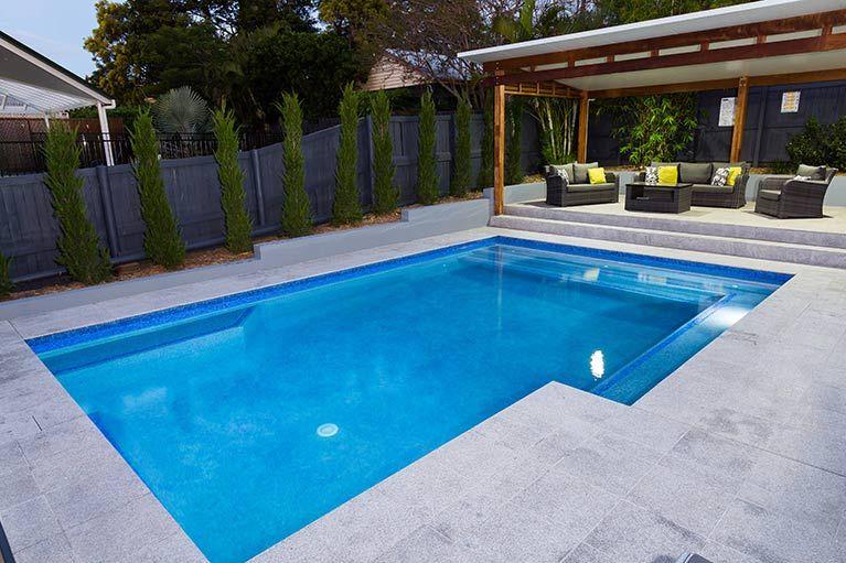 Family Pools Brisbane Norfolk Pools Pools Backyard Inground Backyard Pool Designs Inground Concrete Pools
