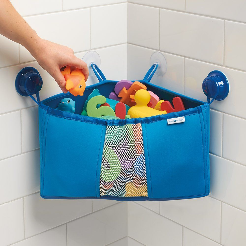 Let InterDesign wash away the stress of bath time! This Neoprene ...
