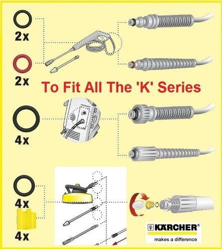 Karcher O Ring Seals Spare Part 2640729 Pressure Washer