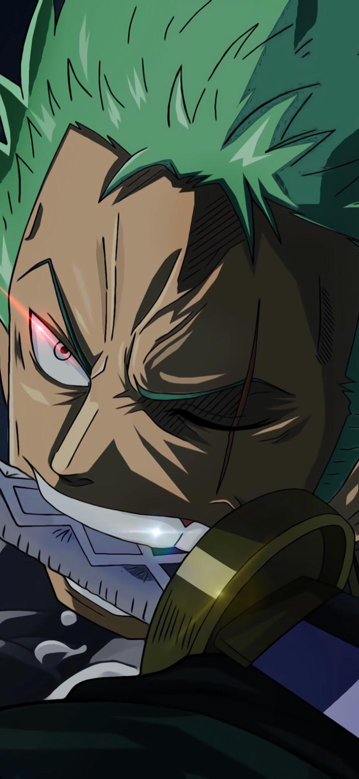 Roronoa Zoro Di 2020 Seni Anime Cara Menggambar Gambar