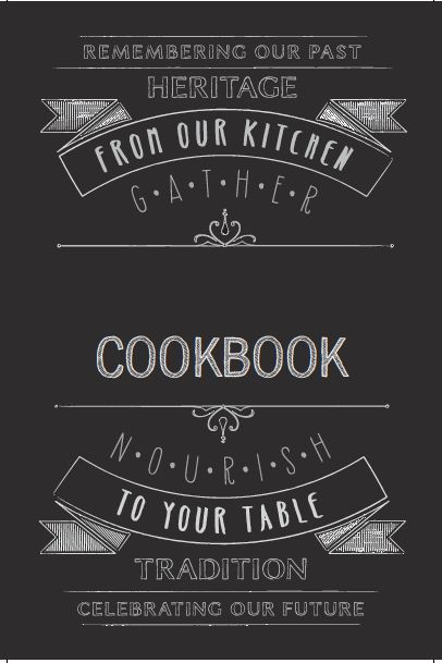 cookbook cover template - Google 搜尋 Layout Inspirations