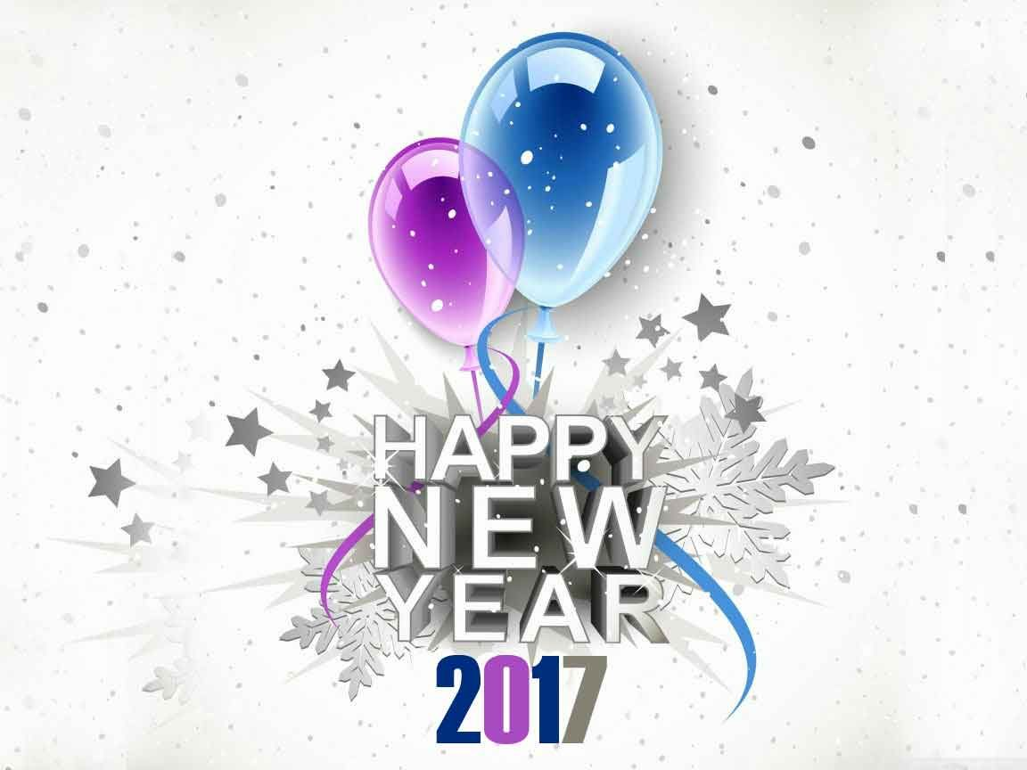 Wallpaper download of 2017 - Happy New Year 2017 Wallpapers