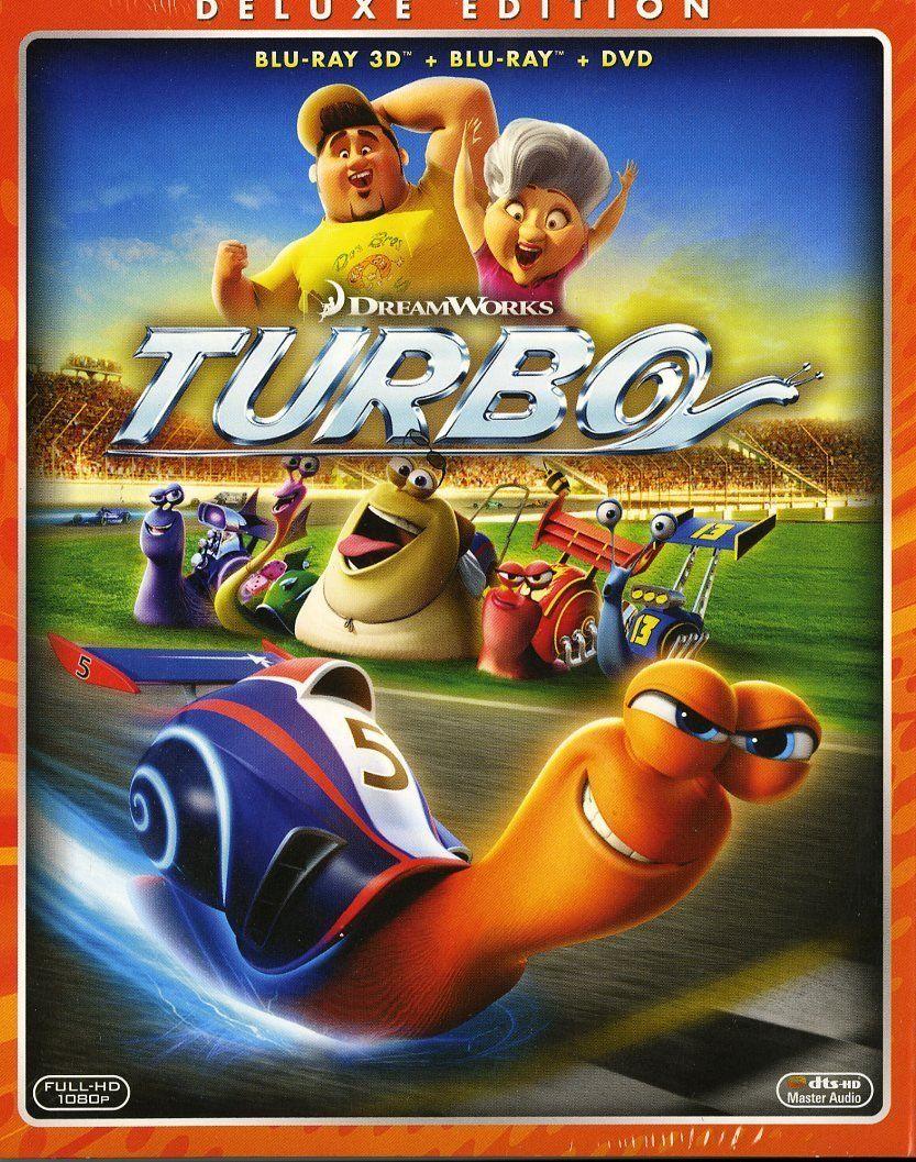 Turbo 3 Blu Ray Turbo Blu Ray Ryan Reynolds Letras Feliz Navidad Películas Completas