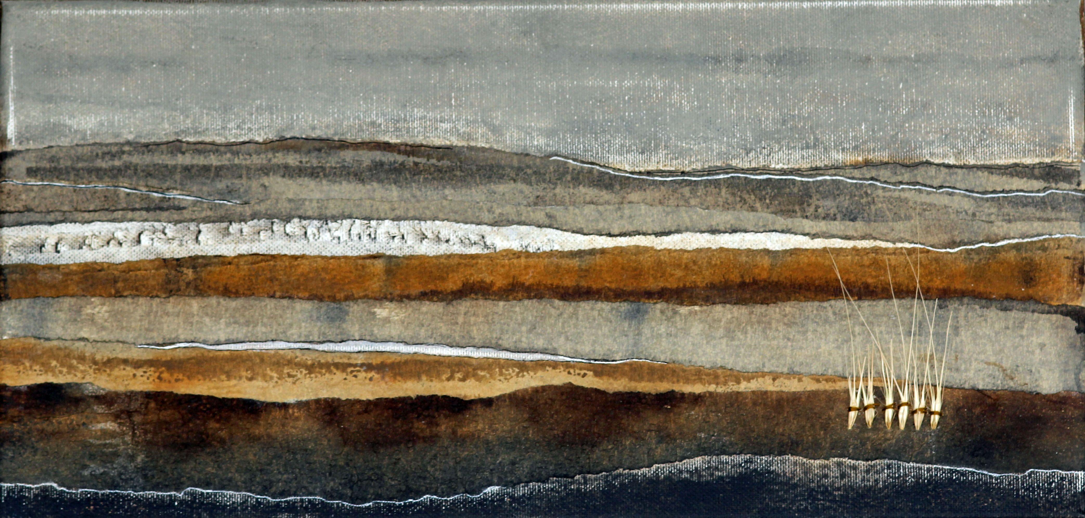 Aafke Buitelaar - Landschap 20 x 40