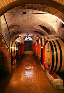 The winery in Barolo from 1885 | Azienda Agricola Brezza - Barolo
