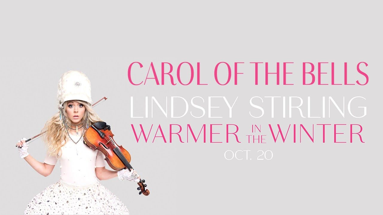 Resultado de imagen de Lindsey Stirling - Carol of the Bells