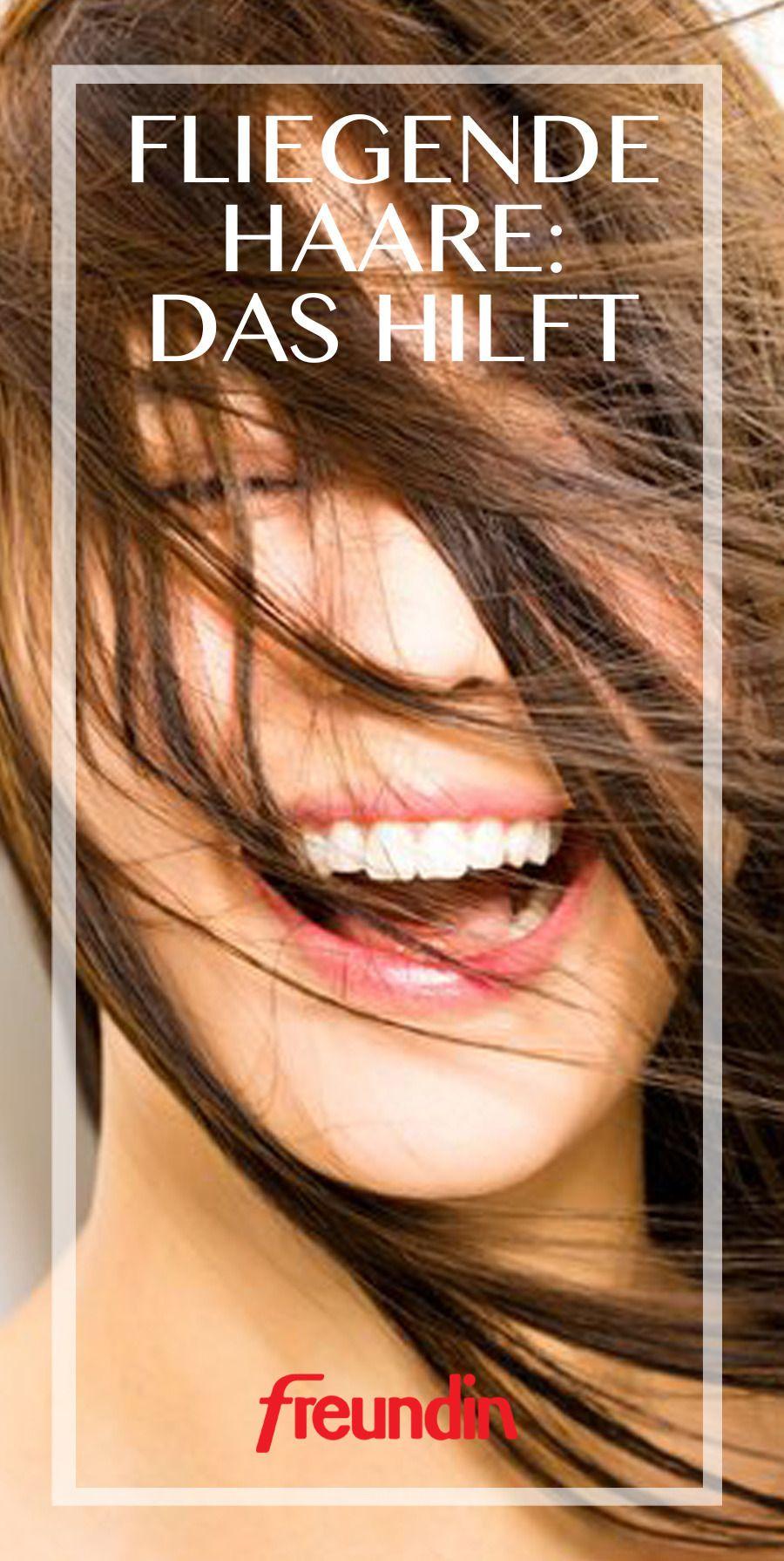 Was Hilft Gegen Fliegende Haare Mit Bildern Was Hilft Gegen Fliegen Haare Haare Pflegen