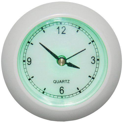 Meridian LED Analog Clock Night Light: Decor : Walmart.com