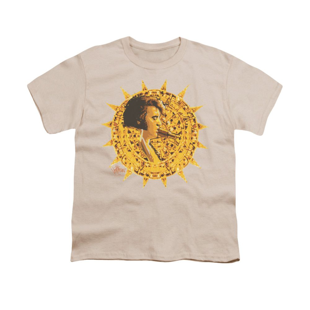 Photo of Elvis Presley Shirt Kids Sundial White T-Shirt – Elvis Presley Sundial Shirts