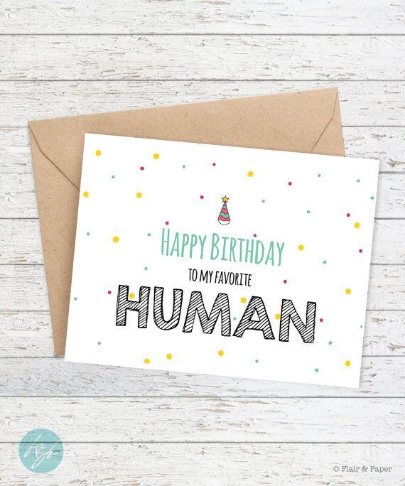 Funny birthday card boyfriend birthday funny card happy funny birthday card boyfriend birthday funny card happy birthday to my favorite human bookmarktalkfo Images