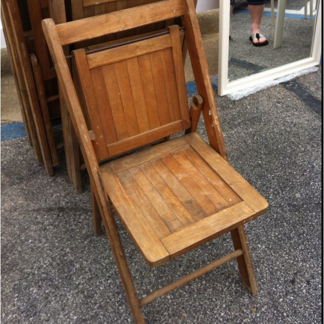 Vintage Wooden Folding Chairs Wooden Folding Chairs Chair