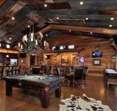 Photo of pole barn with man cave – Google Search #recreationalroom #recreational #room #f…,  #barn #…