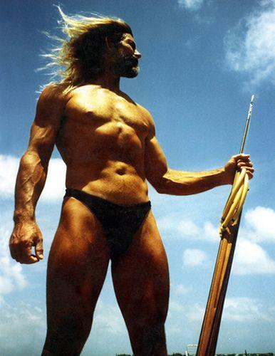 Manny Puig Real Tarzan Extreme Sports Badass Tube Idol Gay