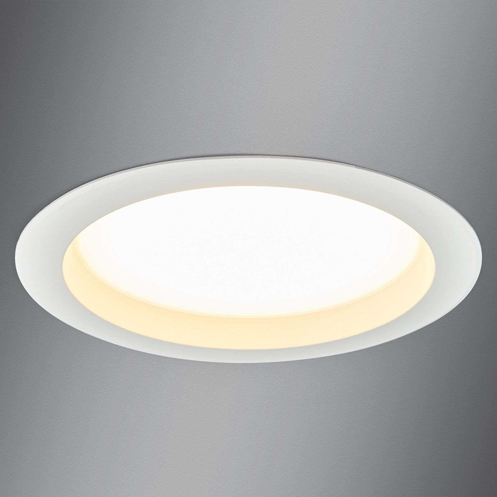 Grand Spot Encastrable Led Arian 24 4 Cm 22 5 W En 2020 Led Lumineuse Lumiere De Lampe Et Spot Encastrable