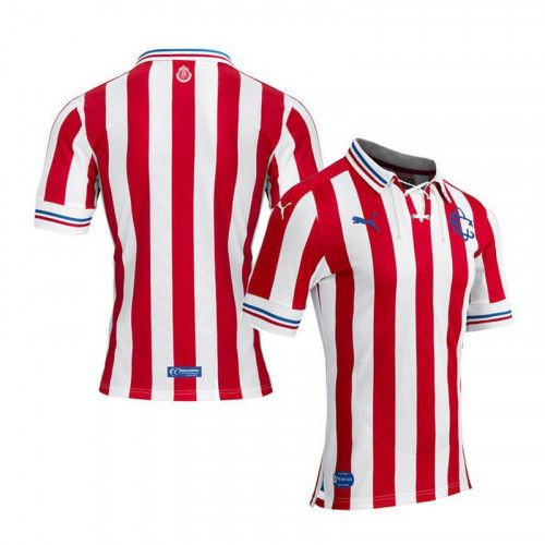 4ef648ba8 Chivas guadalajara 110 anniversary jersey 16 17 kit soccer shirt ...