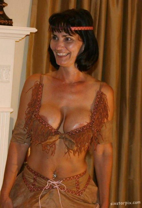native american milf