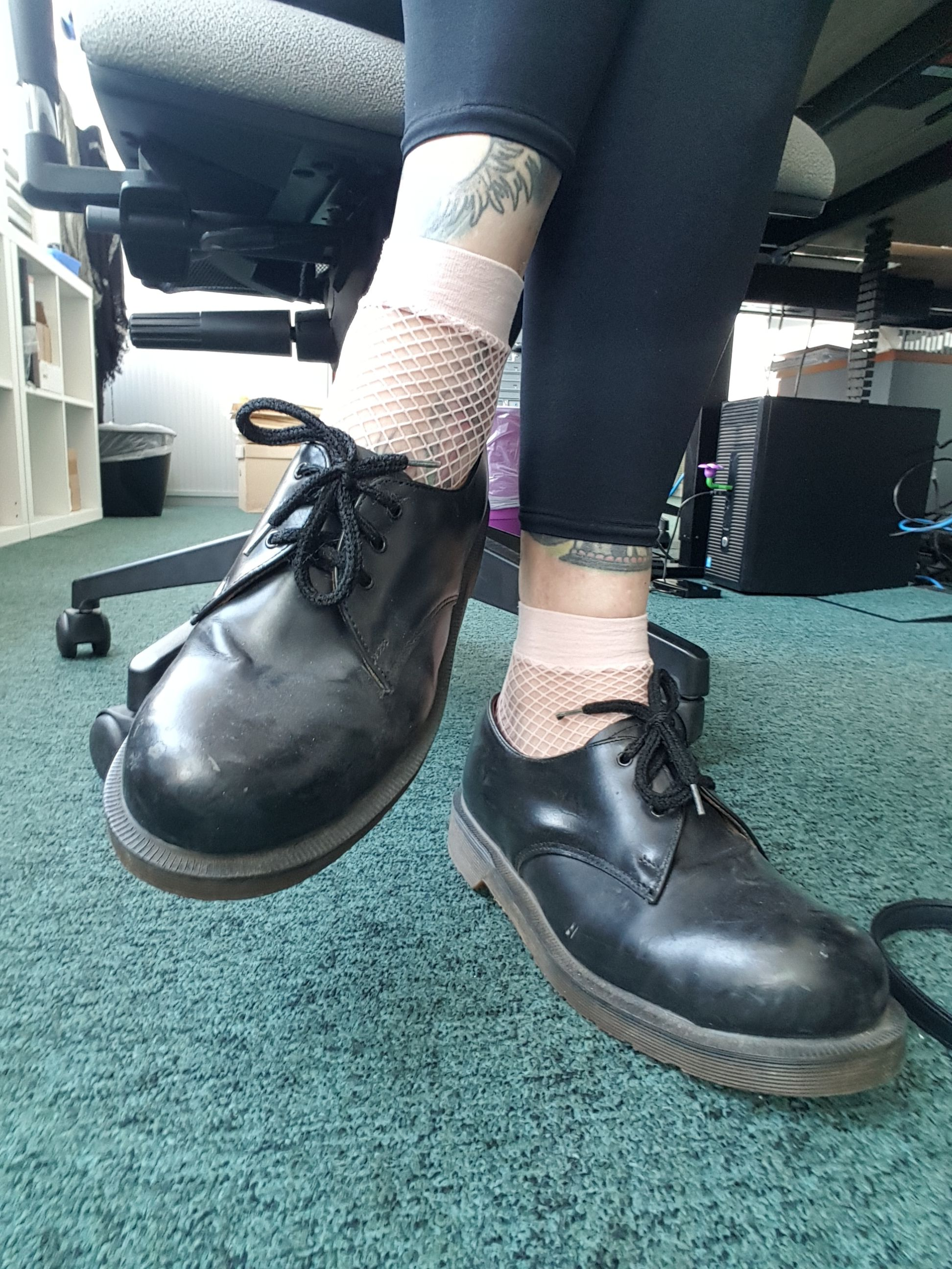 8a969cda1da2 1925 noires coquées Mie Dr Martens Boots