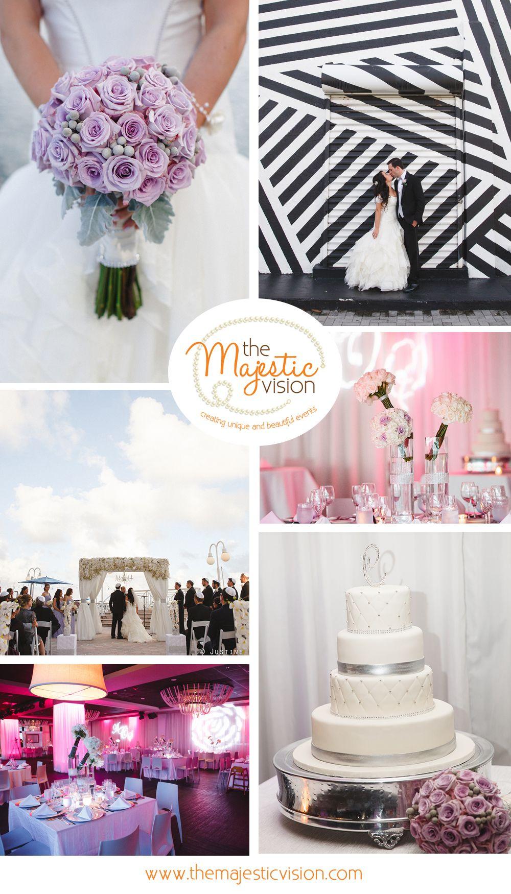 Modern Black Tie Wedding The Majestic Vision Palm Beach Planning Briza On