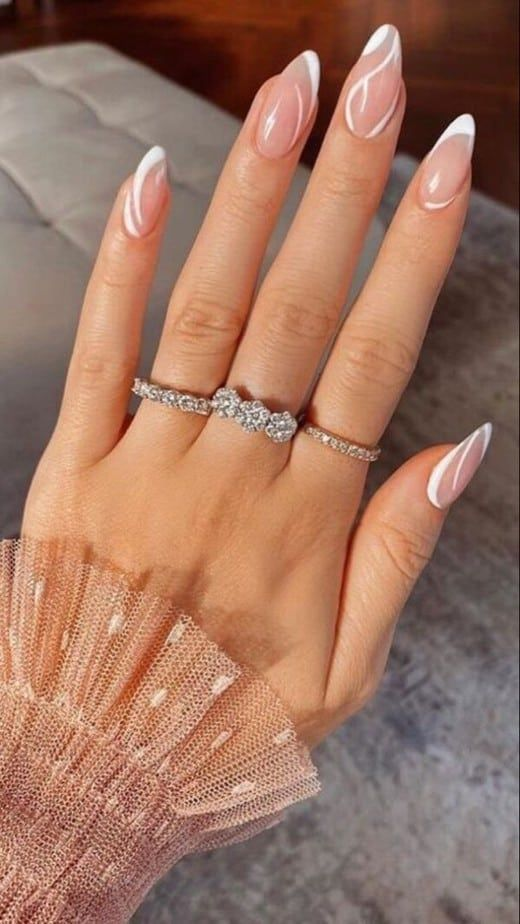 The Top Wedding Nails Trends + Inspiration For Bri