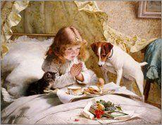 victorianische Malerei