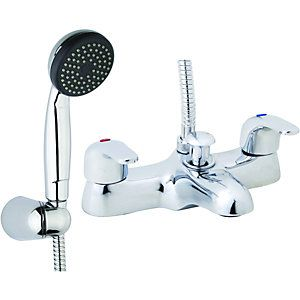 Wickes Co Uk Shower Mixer Taps Bath Shower Mixer Wickes