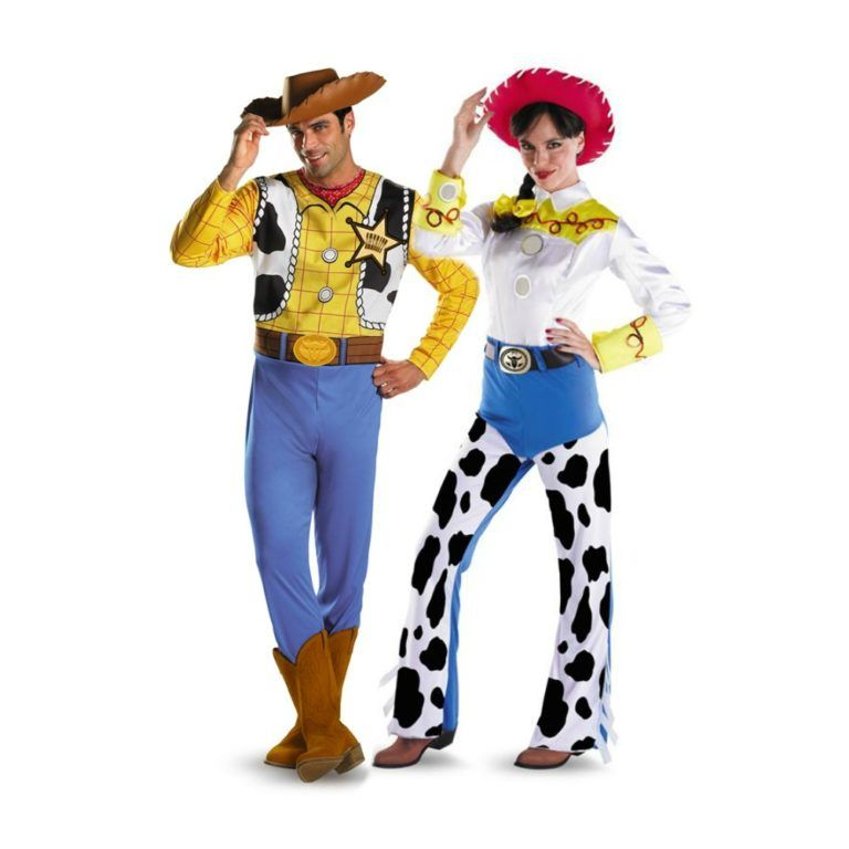 Toy story woody adult costumes