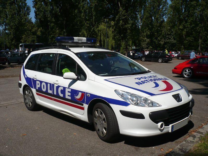 peugeot 307 break durisotti police nationale policia police pinterest peugeot police cars. Black Bedroom Furniture Sets. Home Design Ideas