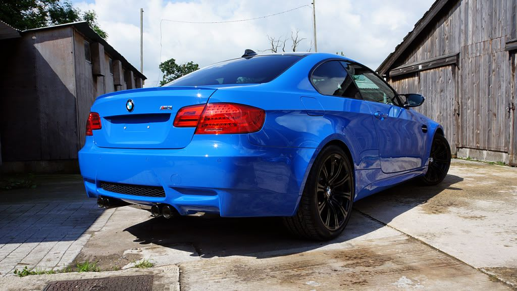 Santorini Blue Individual Color Bmw M3 E92 With Images