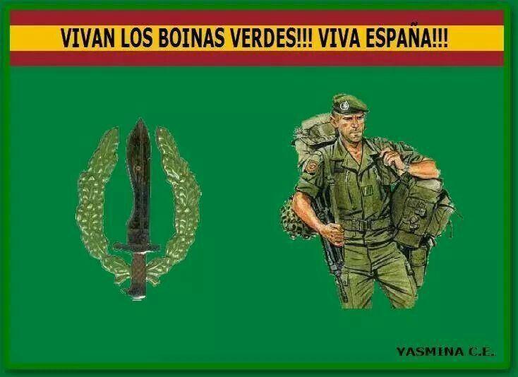 Boinas Verdes Boina Verde d3da1337d12