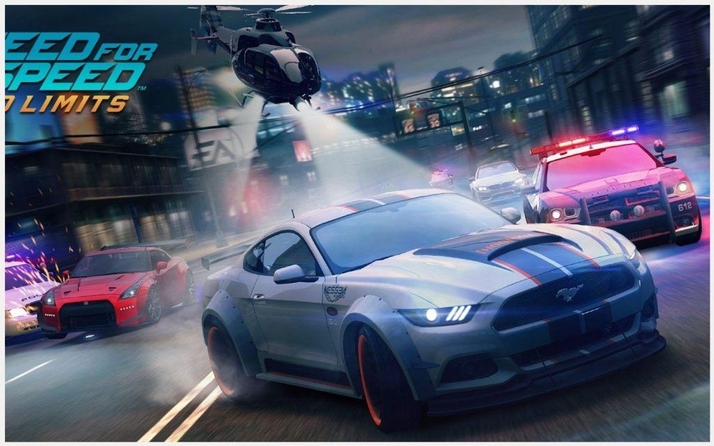 Need For Speed No Limits Game Wallpaper