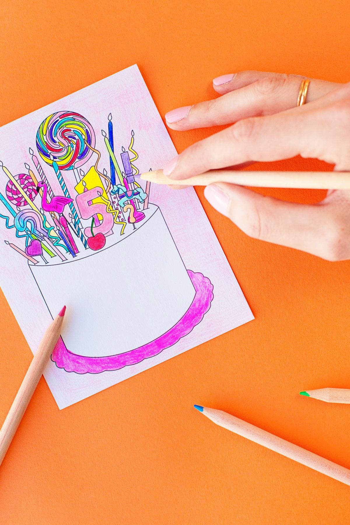 Adult Coloring Books Are All The Rage Right Now Print These Postcards Inspired