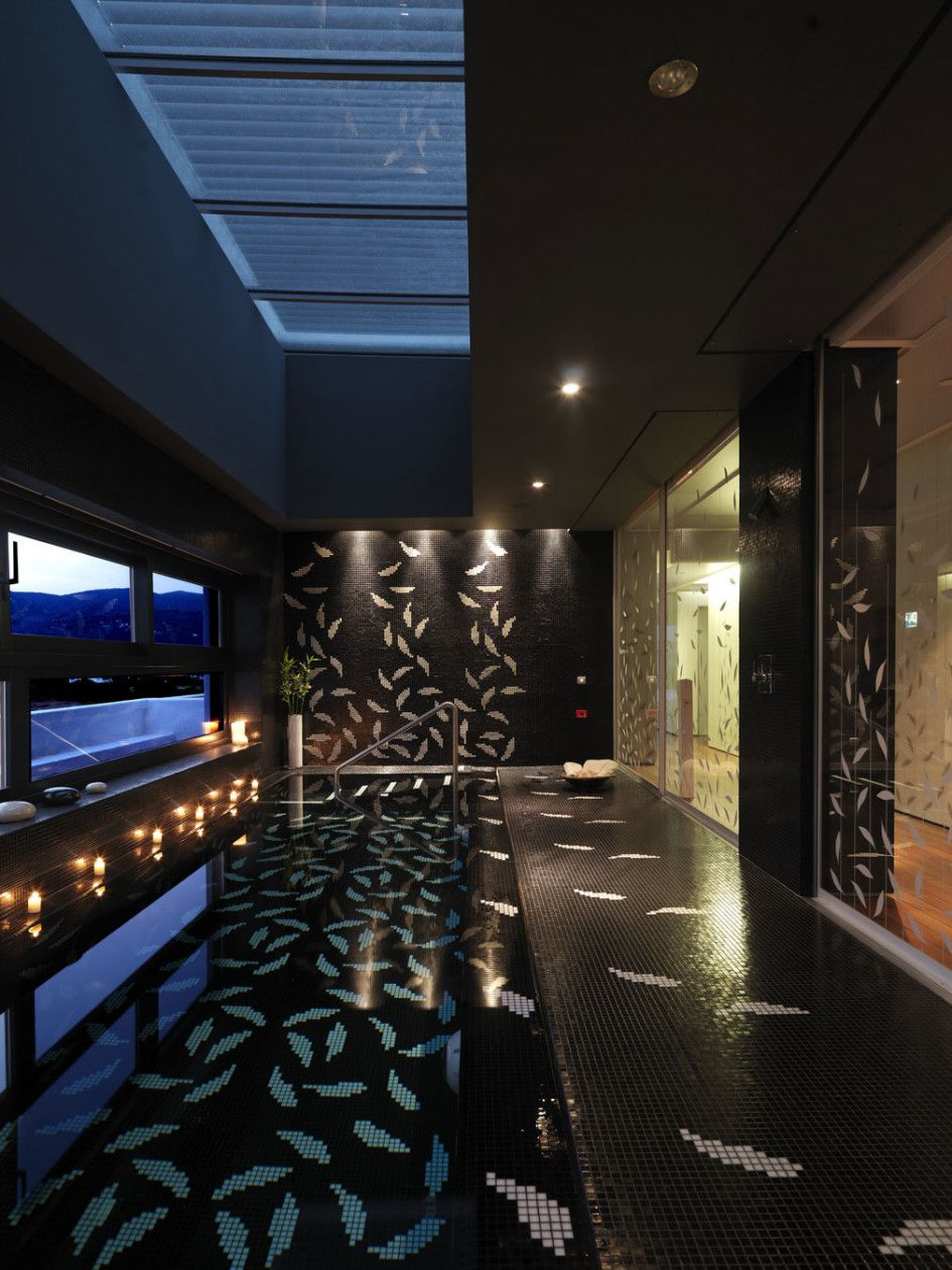 Awesome Building Sweet Indoor Pool At Home