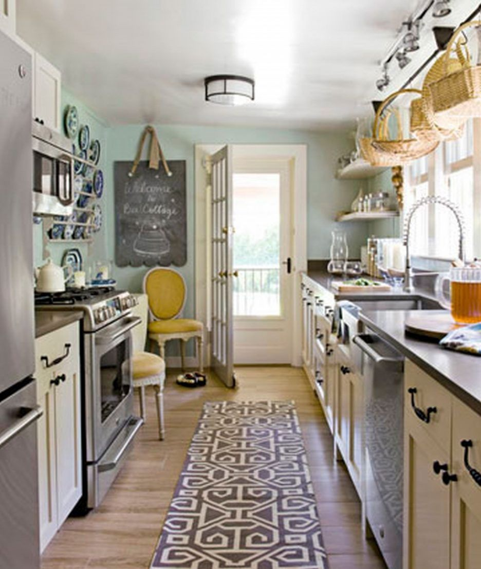 Image Result For Small Galley Kitchen Lighting Ideas Galley Kitchen Layout Galley Kitchen Design Galley Kitchen Remodel