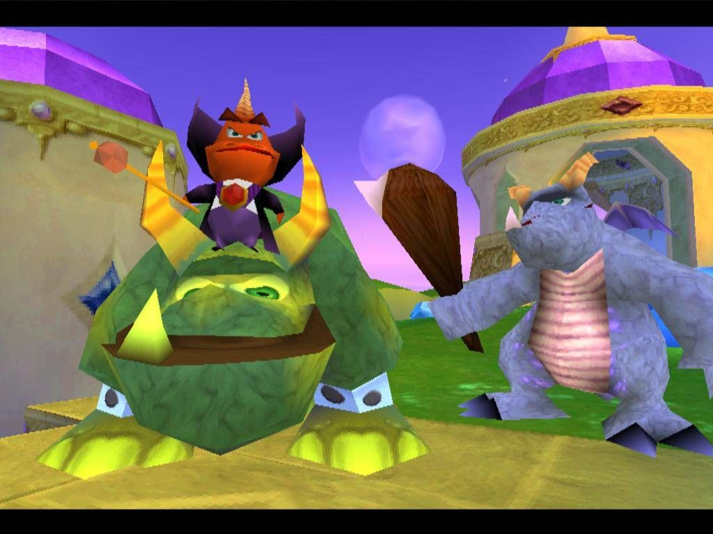 Spyro 2: Ripto s Rage! User Screenshot #15 for PlayStation
