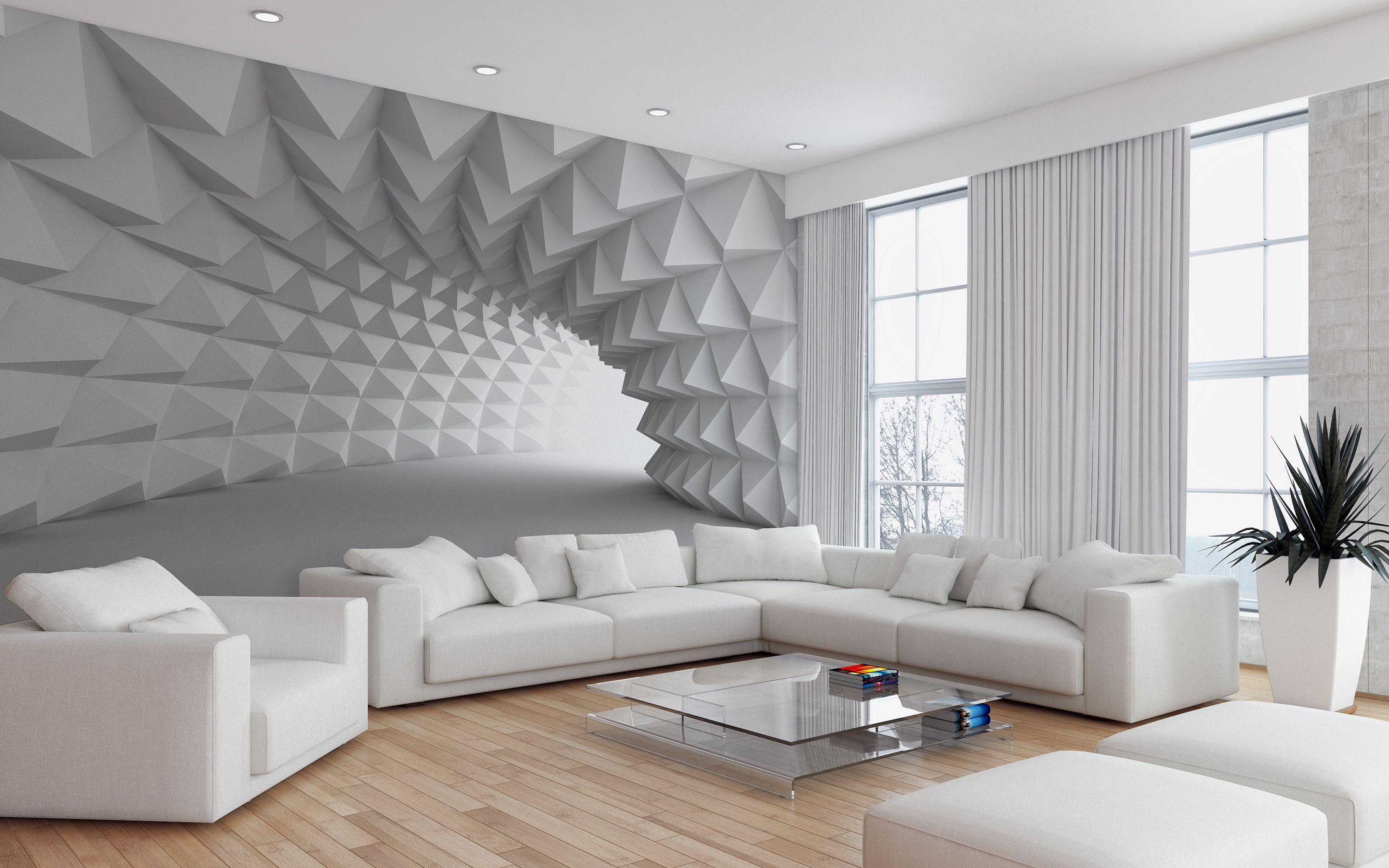 12 Gorgeous Living Room Design With 3d Wall Ideas To Inspire You Dexorate Wall Decor Living Room Rustic Wallpaper Living Room Living Room Modern