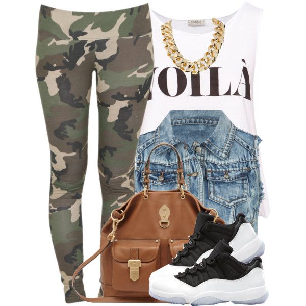 Voilà :3, created by livelifefreelyy on Polyvore