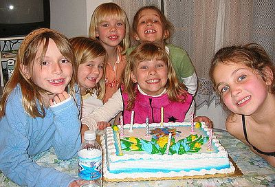 Happy 8th, Birthday Girl!