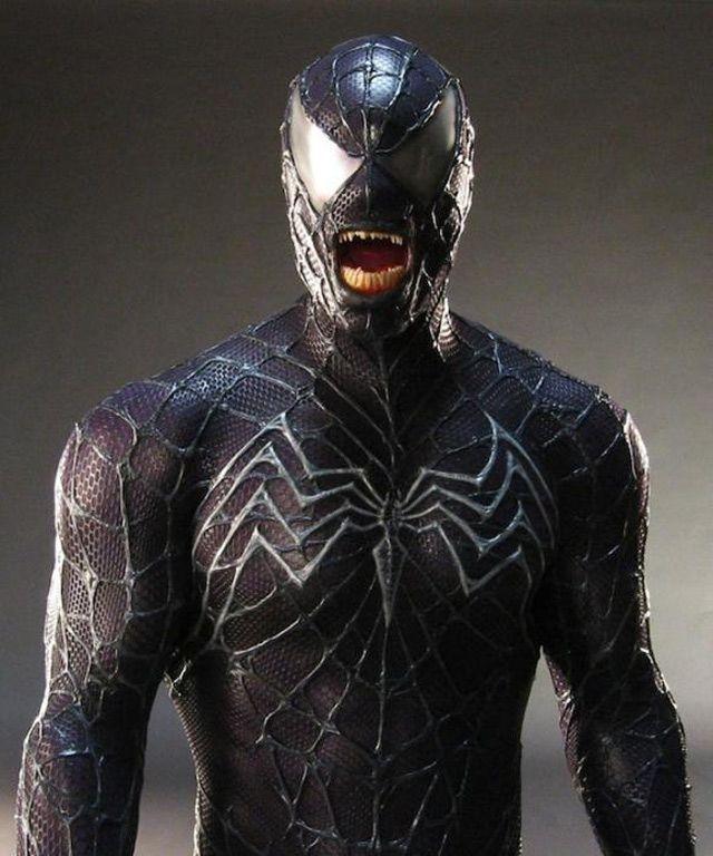 Spider-Man 3 : ce qu'aurait donné le costume de Venom chez Sam Raimi