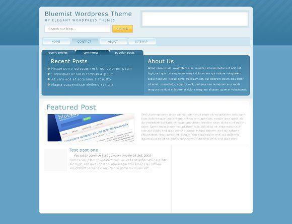 BlueMist - Elegant Team | Pinterest