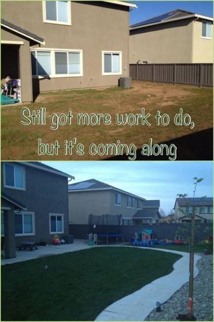 62 ideas backyard big landscaping for kids | Large ...