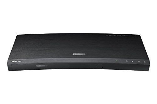 Samsung Bd Km85c 4k Ultra Hd Blu Ray Player Wi Fi Bluetooth Certified Refurbished In 2020 With Images Blu Ray Player Blu Ray Ultra Hd