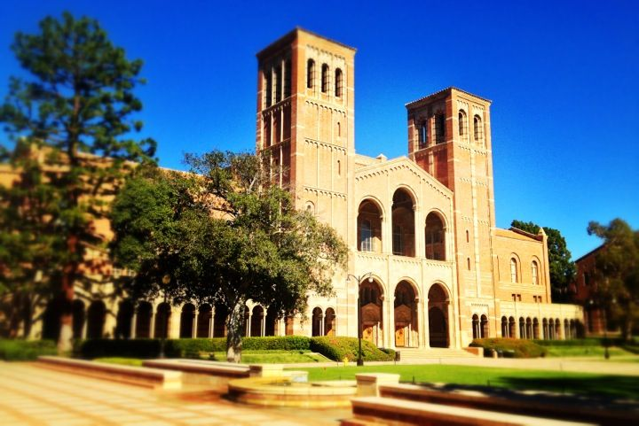 My School For The Last 7 Years Ucla Westwood Los Angeles Graduate Program
