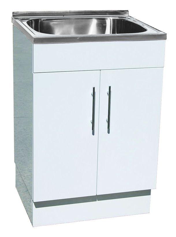 Cesena 45l Laundry Tub Laundry Tubs Freestanding