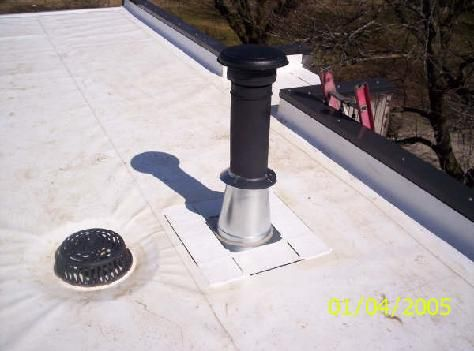 TPO Flat Roof