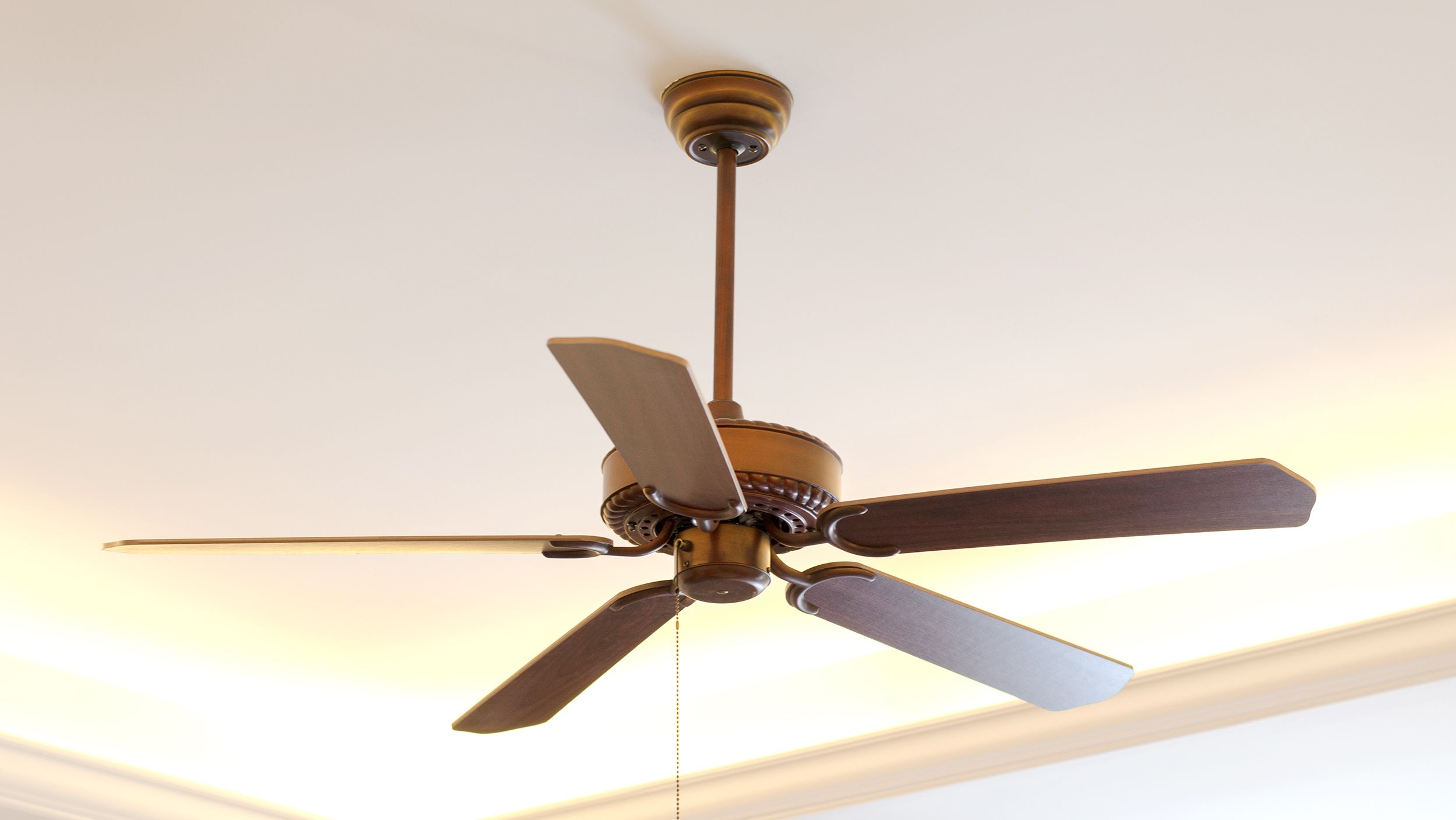 Change The Direction Of Your Ceiling Fan Most Fans Have Two Directions Counterclockwise