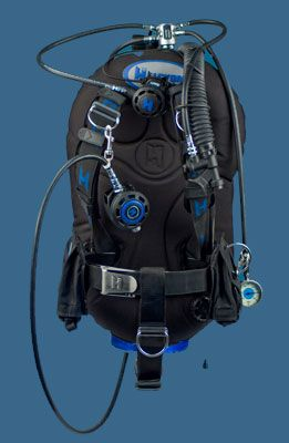 Halcyon regulator systems halcyon available at pompano - Halcyon dive gear ...