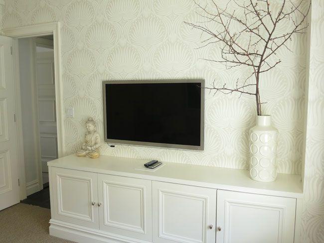 Charmant Great Custom Cabinet Under Tv